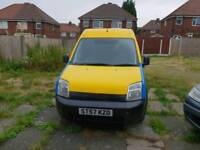 Transit connect 57 plate high top lwb crew cab