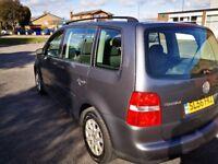 Vw touran diesel 7 seater spares or repair