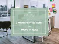 OFFER: Up to 2 Months Free Rent on Select Suites - Move In...