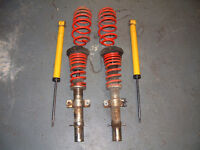 Vw Polo MK4 Suspension Lowing Kit