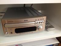 Denon DAB / CD / MP3 Player / Dock & Speakers