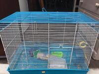 Hamster cage FREE DELIVERY PLYMOUTH AREA