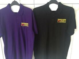 Lambretta tv200 polo shirts XL