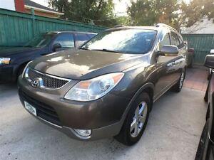 2009 Hyundai Veracruz Limited-HUGE SALE ALL UNITS REDUCED