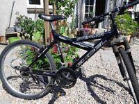 Excel Stealth bike for sale
