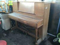 Reclaimed squire piano to clear £50