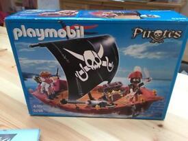 Playmobil Pirate & Farm Bundle