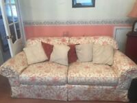 Marks & Spencer 3 Seater & 2 Seater Settees
