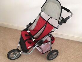 Dolls Twin Buggy chic 2000