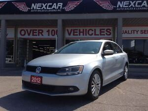 2012 Volkswagen Jetta 2.5L SPORTLINE AUT0 NAVI LEATHER SUNROOF 7