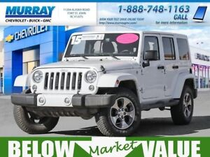 2016 Jeep WRANGLER UNLIMITED **automatic! hard top!**