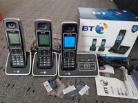 BT 6500 TRIO, ONLY FEW MONTH OLD
