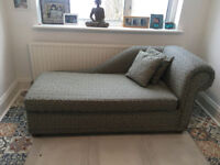 FOR SALE CHAISE LONGUE SOFA BED