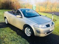 2005 megane convertible With only 52k mot to April 2018