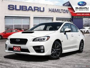 2017 Subaru WRX Sport ONE OWNER | NO ACCIDENTS | SERVICED HERE