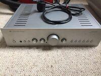 Cambridge audio 540a amplifier