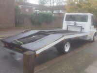 Drives very well x reg ford transit recovery quick s