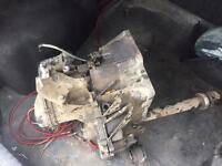 Ford Fiesta tdci Mk 6 gearbox,5 speed,£100,no offers