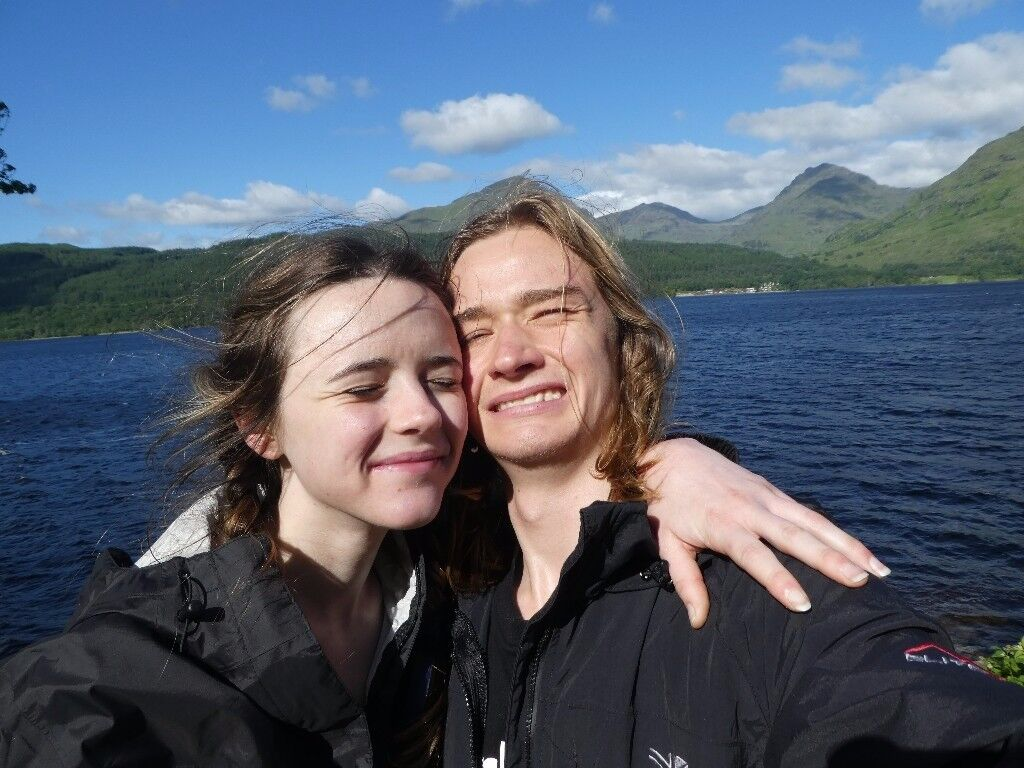 Young couple looking for house to share in Glasgow city centre, 450 pound budget