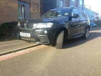 BMW X3 M SPORT BLACK