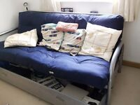 Sofa Bed with underbed storage drawer