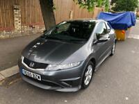 Honda Civic Type-S, 2010