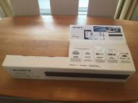 Sony HT-CT290 sound bar & wireless subwoofer