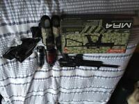 Spyder MR4 + Paintball Gear