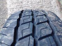 MERCEDES SPRINTER 1996-2006 Steel Wheel & Tyre 225 70 15
