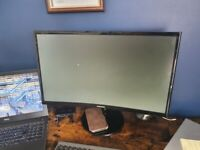 """Samsung Curved 24"""" LED Monitor"""