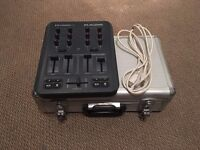 M Audio X-Session Pro USB DJ / MIDI Controller and USB Cable