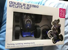 Double sided stunt car - brand new