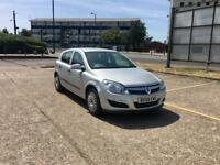 2008 VAUXHALL ASTRA 1.8 AUTOMATIC -ONLY 47K WARRANTED LOW MILEAGE, SILVER, PETROL, 5 DOORS