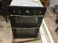 Ariston Double Oven