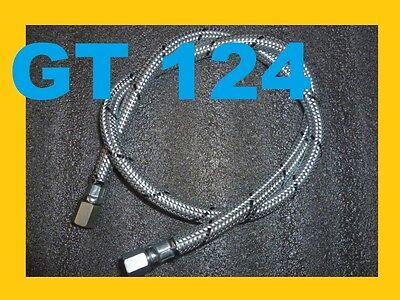Öldruckschlauch Silberschlauch  Öldruckleitung GT124 IFA DDR Öldruckmanometer