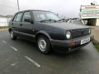 VW Golf MK2 1.8 GL Petrol Auto 1991 - Classic Volkswagen