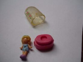 Polly Pocket Vintage Pencil Topper 1990