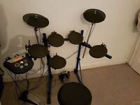 ROLAND TD-6 v-drum kit Great Condition