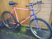 Retro Peugeot bicycle. (guaranteed/serviced)