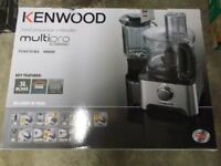 Kenwood FDM781BA Multipro Classic Food Processor 1000W 3L Bowl BRAND NEW