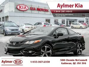 2015 Honda Civic Coupe Si GPS