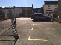17 PARKING SPACES TO GO... on Liverpool Road, in the Luton Town Centre area