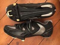 Size 41 (UK 7.5) Women's Specialized Cycling Shoes. Worn Once.