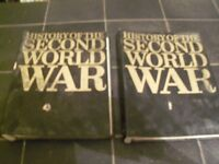 World War 2 antique Black books two avalible