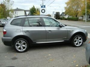 2010 BMW X3 30i EXECUTIVE PACKAGE TOIT PANORAMIQUE