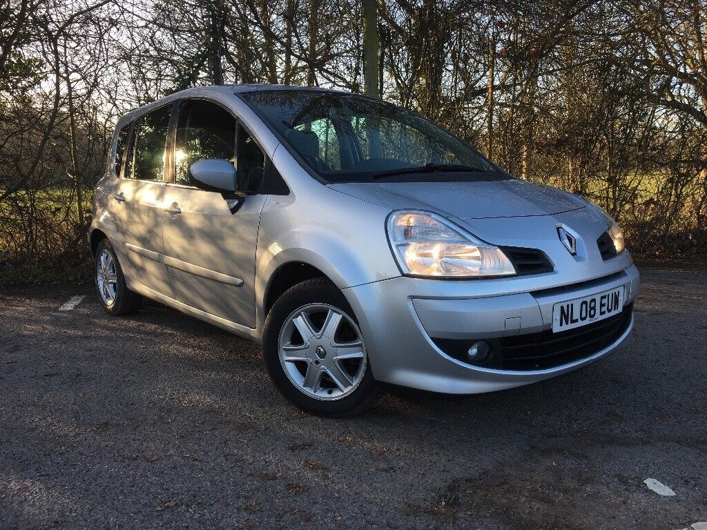 Renault Grand Modus 1.2 TCe Dynamique ( FULL SERVICE HISTORY)