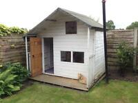 Wendy house / shed