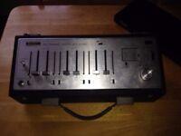 Vintage Sony mixer