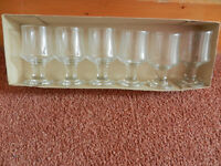Set of 6 Glasses