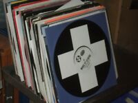 "130 x 12"" Trance / Hard House Vinyl Collection. JOB LOT!!"